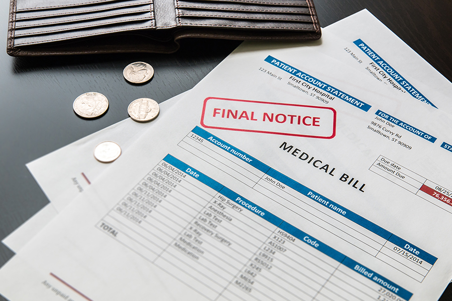 Paying Medical Bills After a Car Accident | Law Firm | Sawan & Sawan