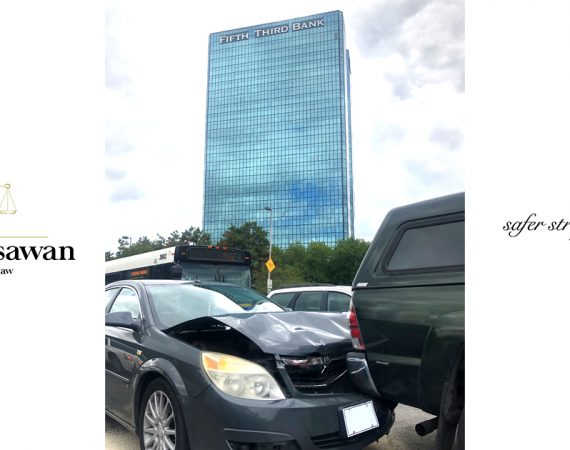 Car Accidents in Toledo, Ohio - Week of 9/1/2019